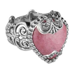 Sincerely Fabulous Rhodonite Bold Ring