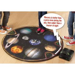 Talking Planetary Mat
