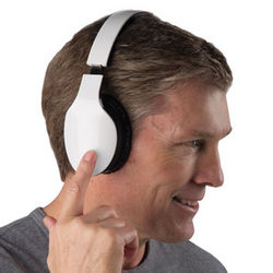 Bluetooth Finger Swipe Headphones