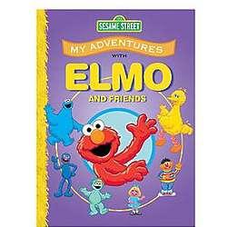 Personalized Elmo Mini Story Book