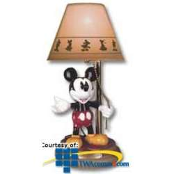 Telemania mickey lamp mickey mouse table lamp findgift telemania mickey lamp mickey mouse table lamp aloadofball Choice Image