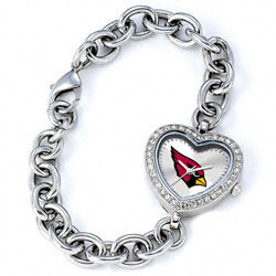 Arizona Cardinals Heart SeriesTeam Watch