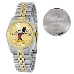 Personalized Women's Mickey Mouse Watch