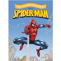 Personalized Spiderman Mini Story Book
