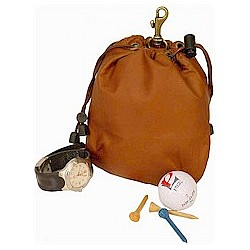Drawstring Valuables Pouch