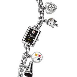 Pittsburgh Ladies Charm Watch