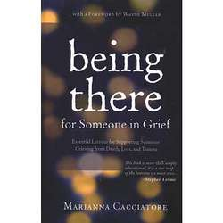 Being There for Someone in Grief Book