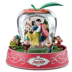 Snow White Happily Ever After Musical Carousel