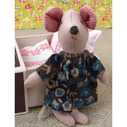 Matchbox Mouse Little Sister Stuffed Animal