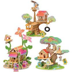 Woodland Puzzle Play Sets