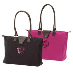 Personalized Fold Up Tote