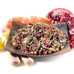 Apple Lemon Pomegranate Loose-Leaf Rooibos Tea