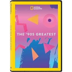 The '90s Greatest Series DVD