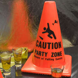 Party Zone Cone