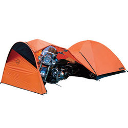 Roadhouse Collection Motorcycle Riders Dome Tent