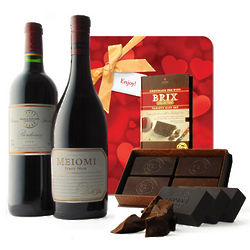 The Love of Chocolate Brix, Bordeaux and Pinot Set