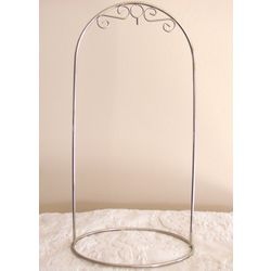 Arched Ornament Display Stand