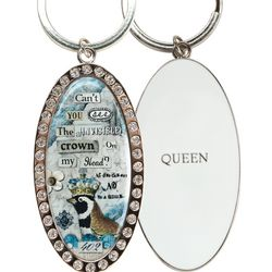 Queen Key Ring
