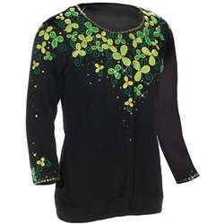 Irish Holiday Flair Sweater