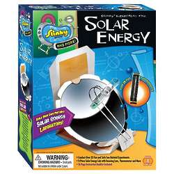 Slinky and More Solar Energy Science Kit