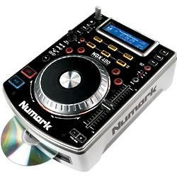 Tabletop Scratch CD and MP3 Player