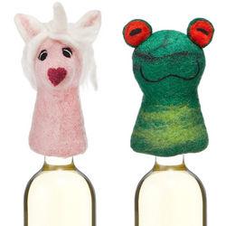 Fairytale Felt Bottle Topper