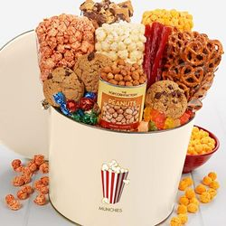 Munchies Snack Assortment Gift Tin
