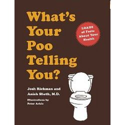 What's Your Poo Telling You? Book