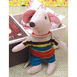 Matchbox Mouse Little Brother Stuffed Animal