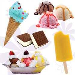 Ice Cream Smelly Sticker Air Fresheners
