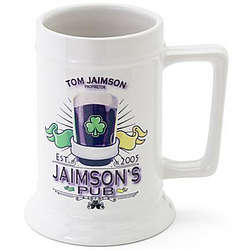 Personalized Ale House Stein