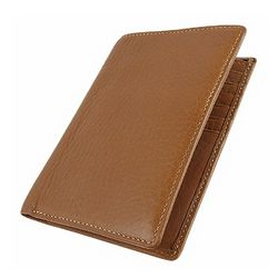 Soft Italian Leather Card Holder Wallet