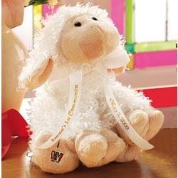 White Lamb Webkinz