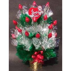 Hershey S Hugs Amp Kisses Chocolate Bouquet Findgift Com