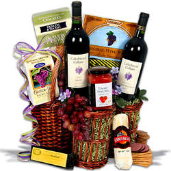 Cakebread Reds™ Wine Gift Basket
