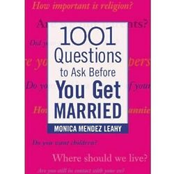 1001 Questions to Ask Before You Get Married Book