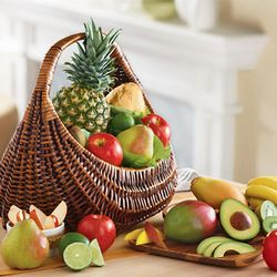 All Fruit Picnic Basket