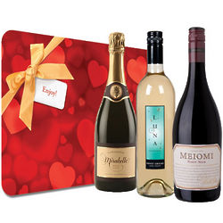 Romance Wine Trio Gift Set
