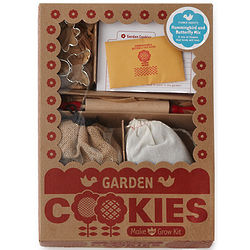 Garden Cookies Flower Seed Kit