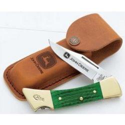 John Deere Green Hammerhead Knife