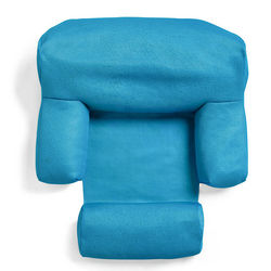 Blue Ergo Pool Comfort Lounger
