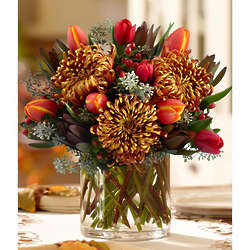 Seasonal Splendor Floral Centerpiece