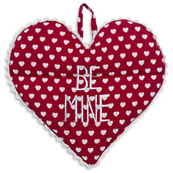 Be Mine Pot Holder