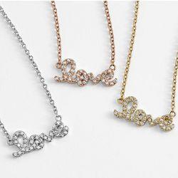 Darling Modern Love Necklace