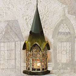 Pickford Architectural Candle Lantern