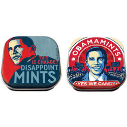 President Obama Political Mints
