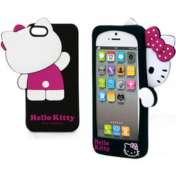 Peek-a-Boo Hello Kitty iPhone 5 Case