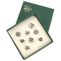 Flowers Push Pins