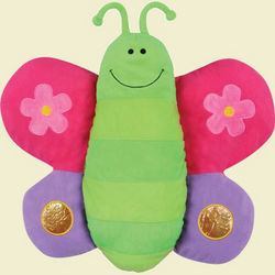 Girl's Sibling Surprise! Butterfly Backpack