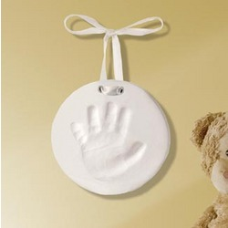 Baby Keepsake Handprint Ornament